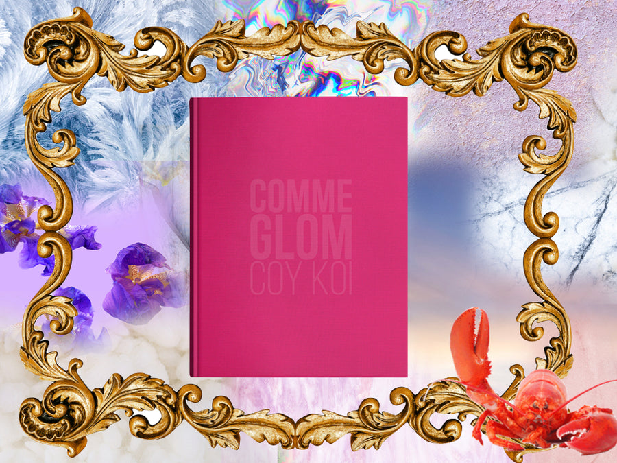 Anything but a humble notebook- Pink Cover - Comme Glom