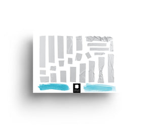 Large Desk Todo List Pad - Comme Glom