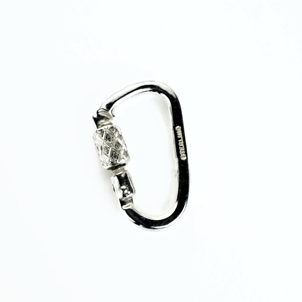 Carabiner Locks or Clasps- Functional - Rock Climbing Jewelry