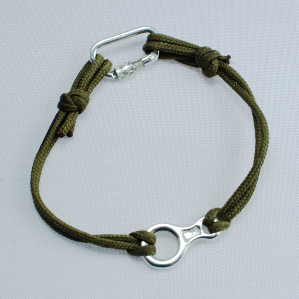 Bracelets for  Climbers - Rock Climbing Jewelry