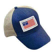 Red HAW 5 Foundation Hat