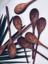 COCONUT WOODEN SPOON