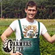 It's A Farmer's Life is a t-shirt brand for anyone who lives and breathes the farm life. Website coming soon!