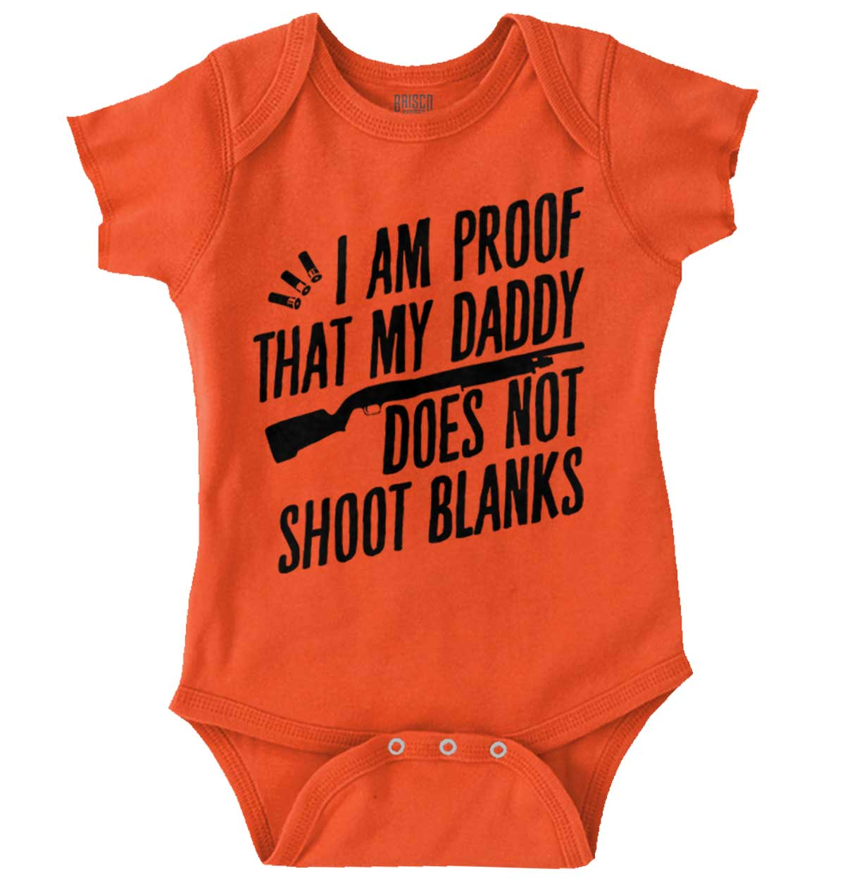 Slocrea Bodysuit for baby Daddy put me this Bodysuit alone-free shipping
