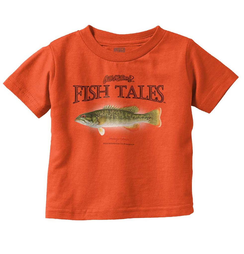 Coastal Cutthroat Trout Fish Sporting Goods Cool Fishing Infant Toddler T-Shirt