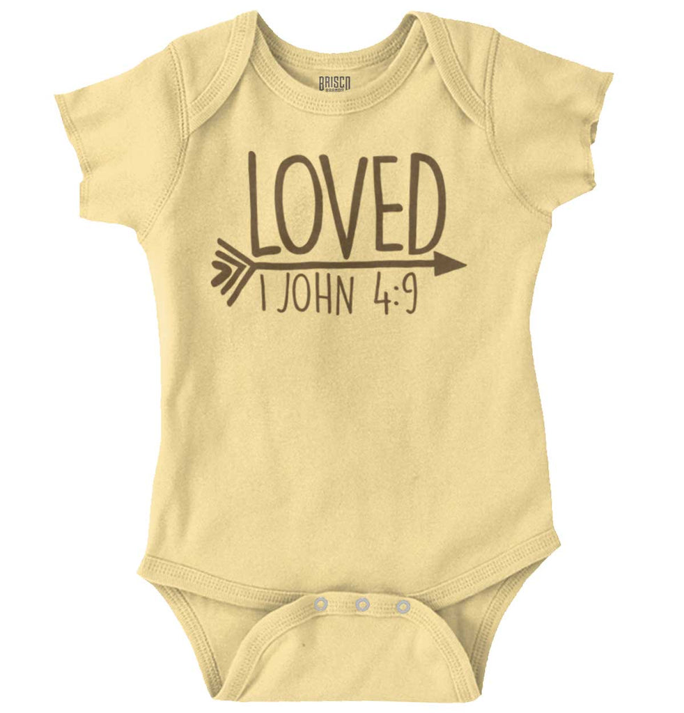 Mommys Answered Prayers Funny Adorable Religious Lord Gift Infant Baby Romper