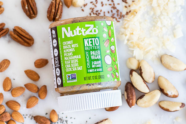NuttZo nut butter jars