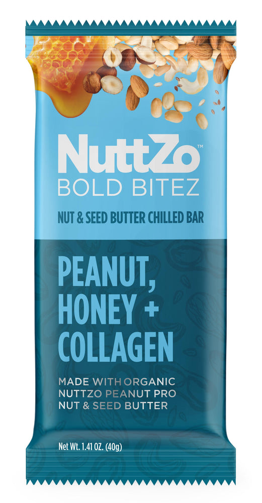 Peanut, Honey + Collagen Bold BiteZ