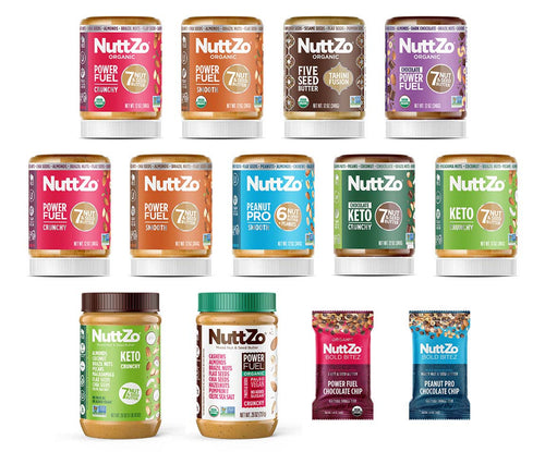 NuttZo product family