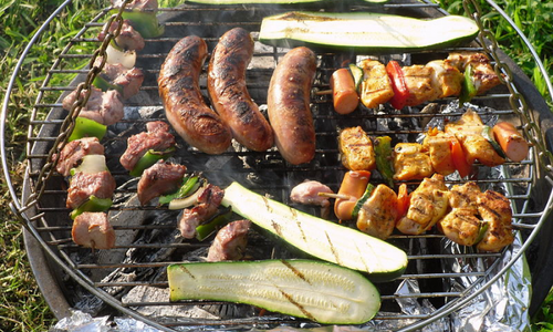 Superfood Barbecue