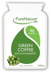 Green Coffee Bean High Strength 5000mg