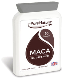 Maca Root Capsules 3000mg