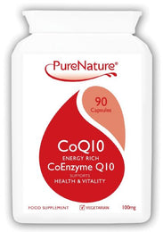 Co-Enzyme CoQ10