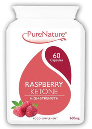 Pure Raspberry Ketones 1200mg