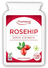 Rosehip Pure High Strength 5000mg
