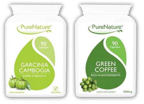 Green Coffee Bean and Garcinia Cambogia Combo