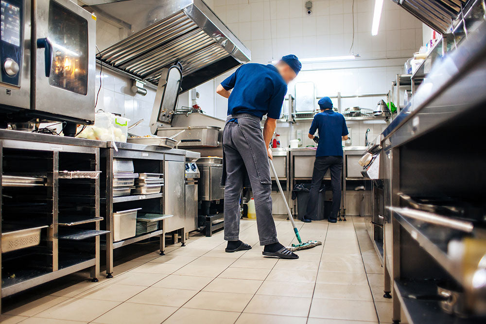 sheiners commercial kitchen cleaning