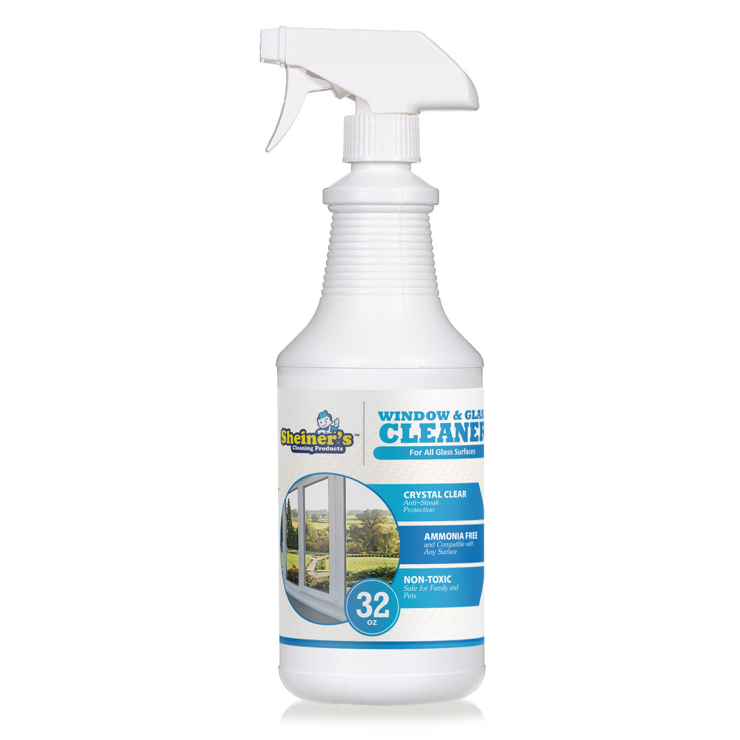 Eco-Friendly Window & Glass Cleaner At Home