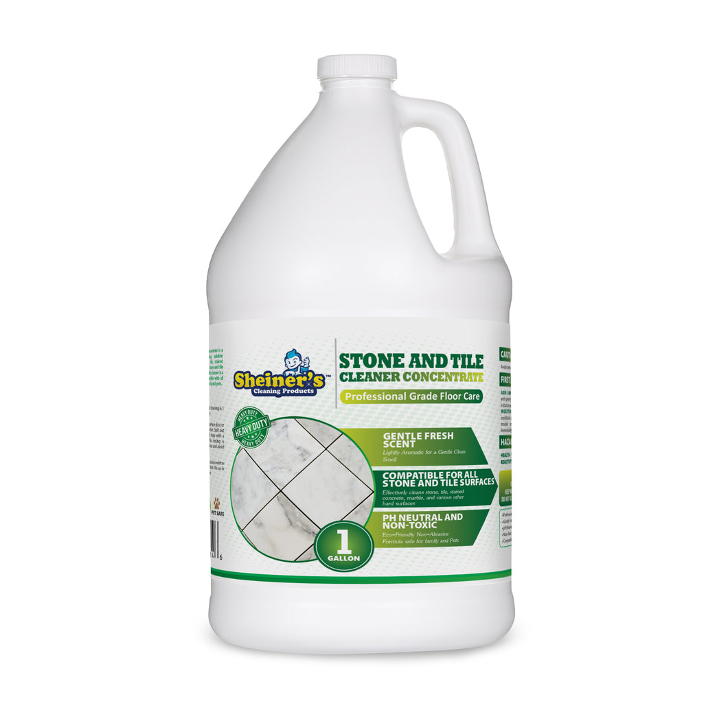 Stone & Tile Cleaner Concentrate - Sheiner's cleaning products