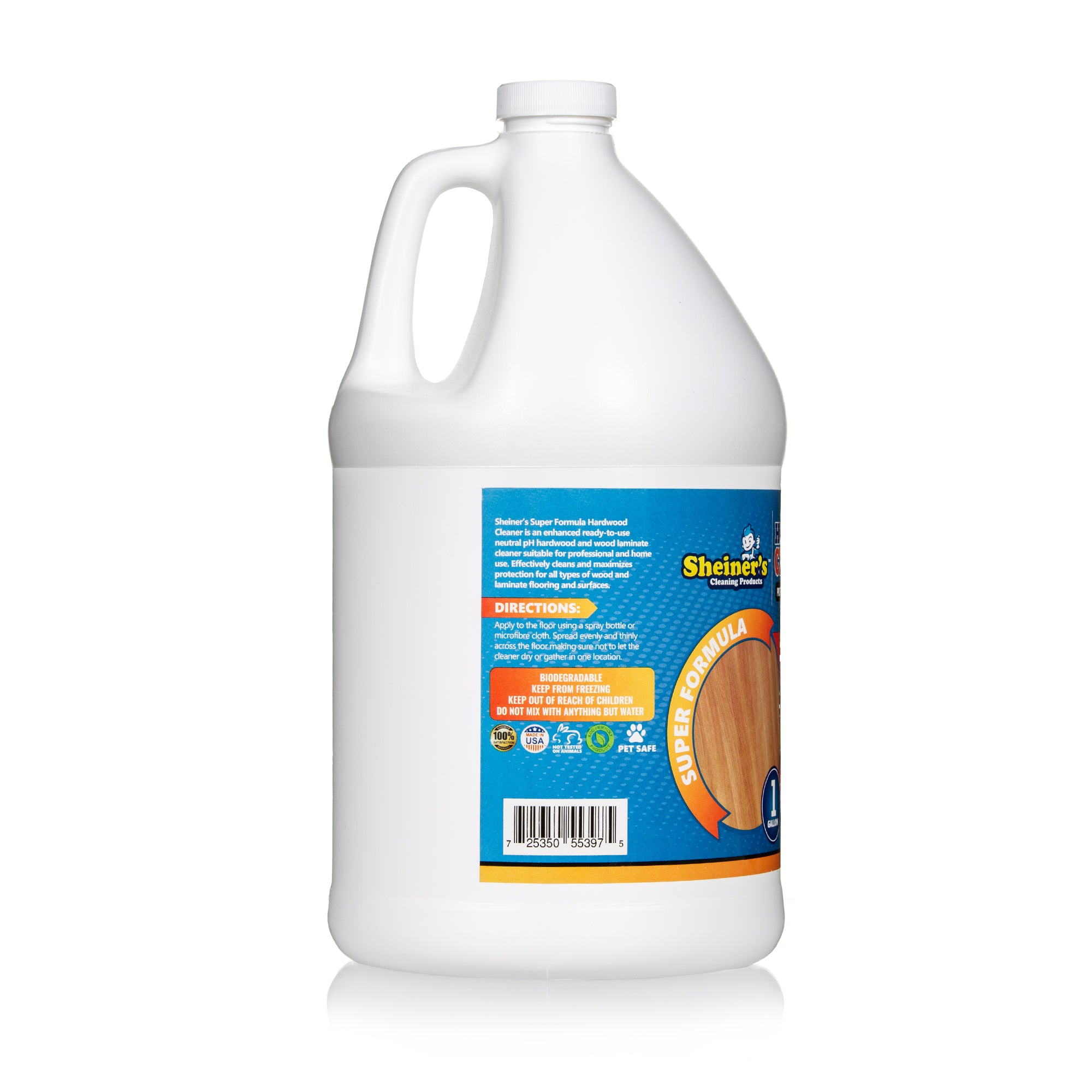 Super Formula Hardwood Floor Cleaner Sheiner S Cleaning Products