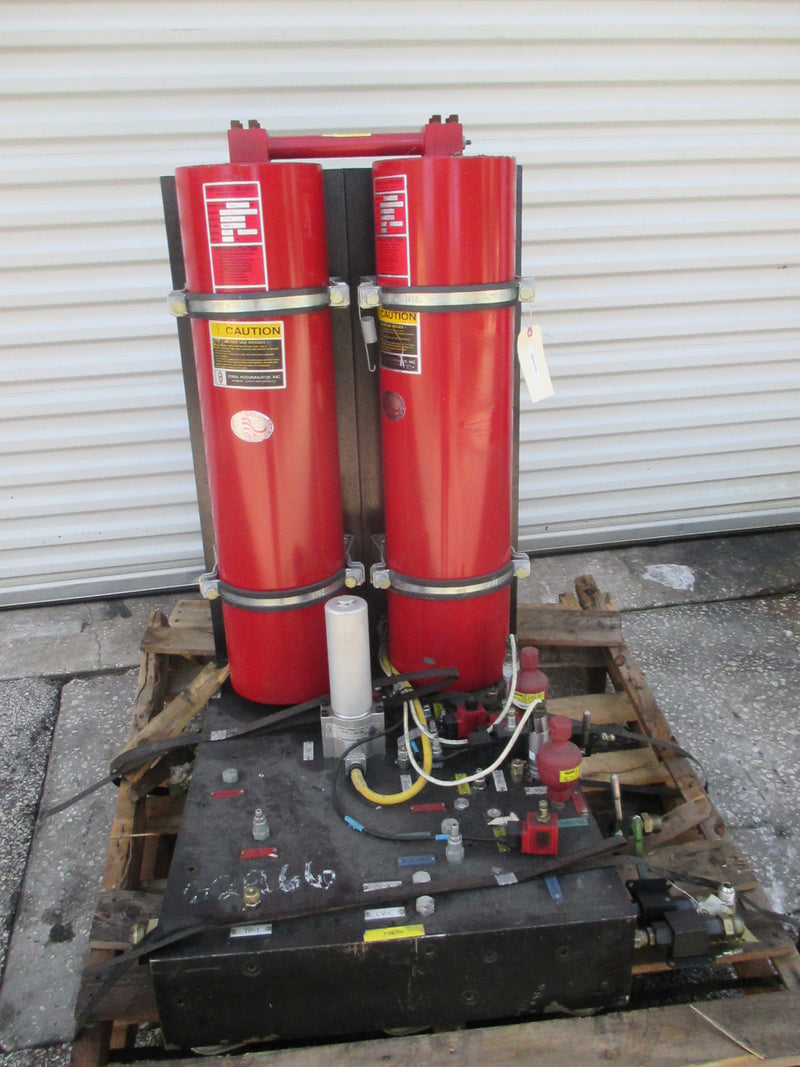 Tobul 9A30-40-S Hydraulic Accumulator 5 Gal 3000 PSI -20* - 200*F - Business Equipment World