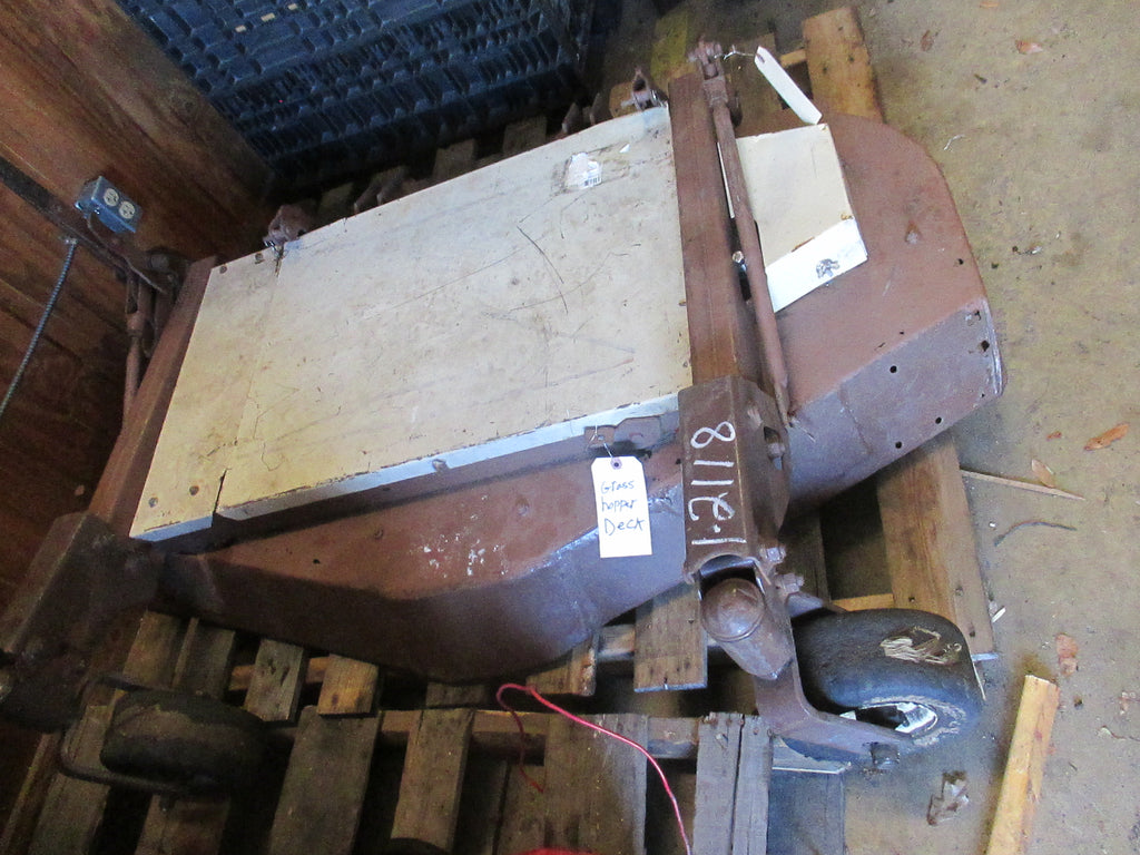 "Grasshopper 9052 52"" Front Mount Mower Deck 616 618 718 718K 720K 725K 721 725 - Business Equipment World"
