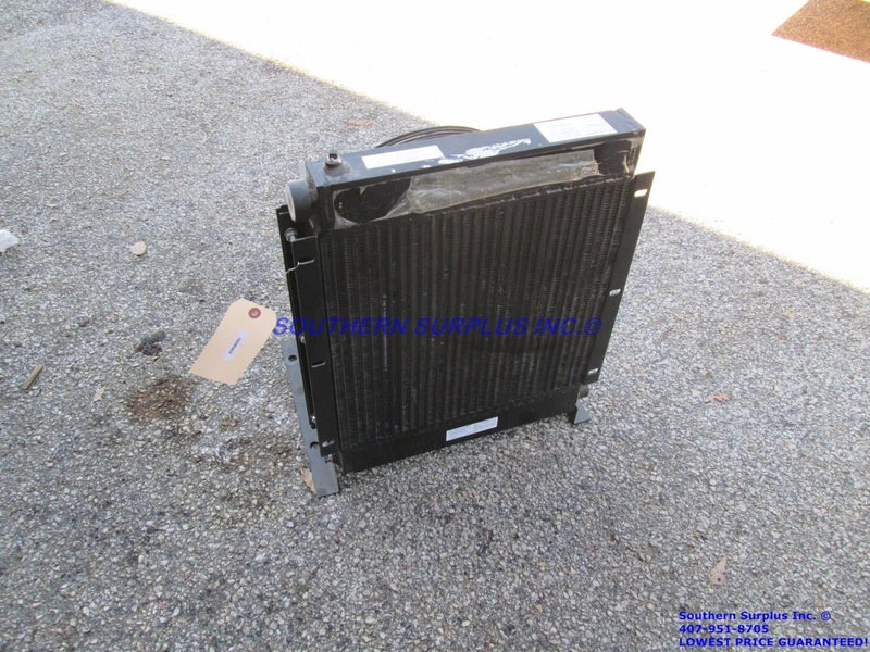 Air Tech API Heat Transfer 769-0301 220V Exchanger Oil Cooler 350 PSIG WE SHIP - Business Equipment World
