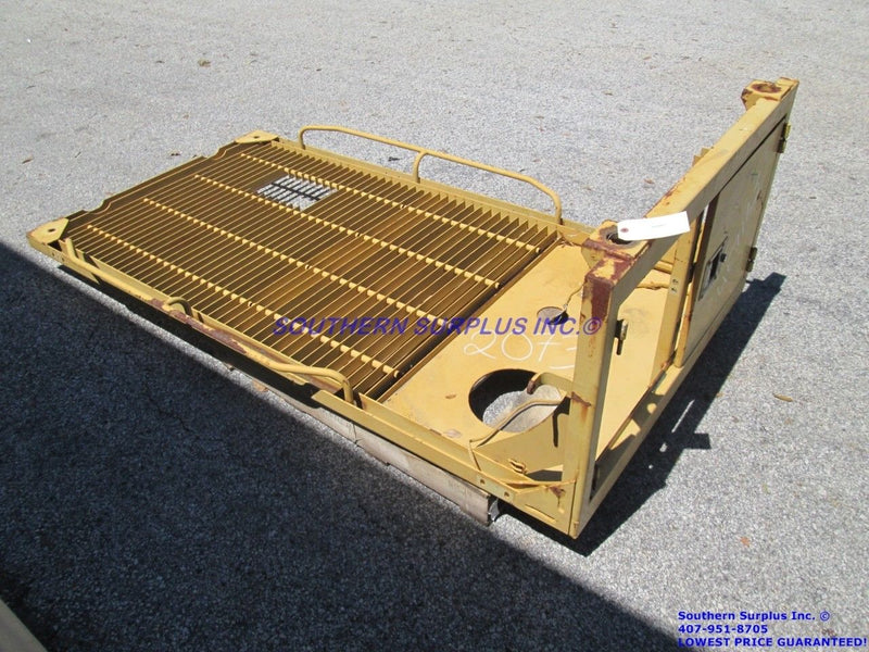 OEM Caterpillar Cat 4E7165 Hood Frame For 988F Series ii Bucket Loader WE SHIP - Business Equipment World