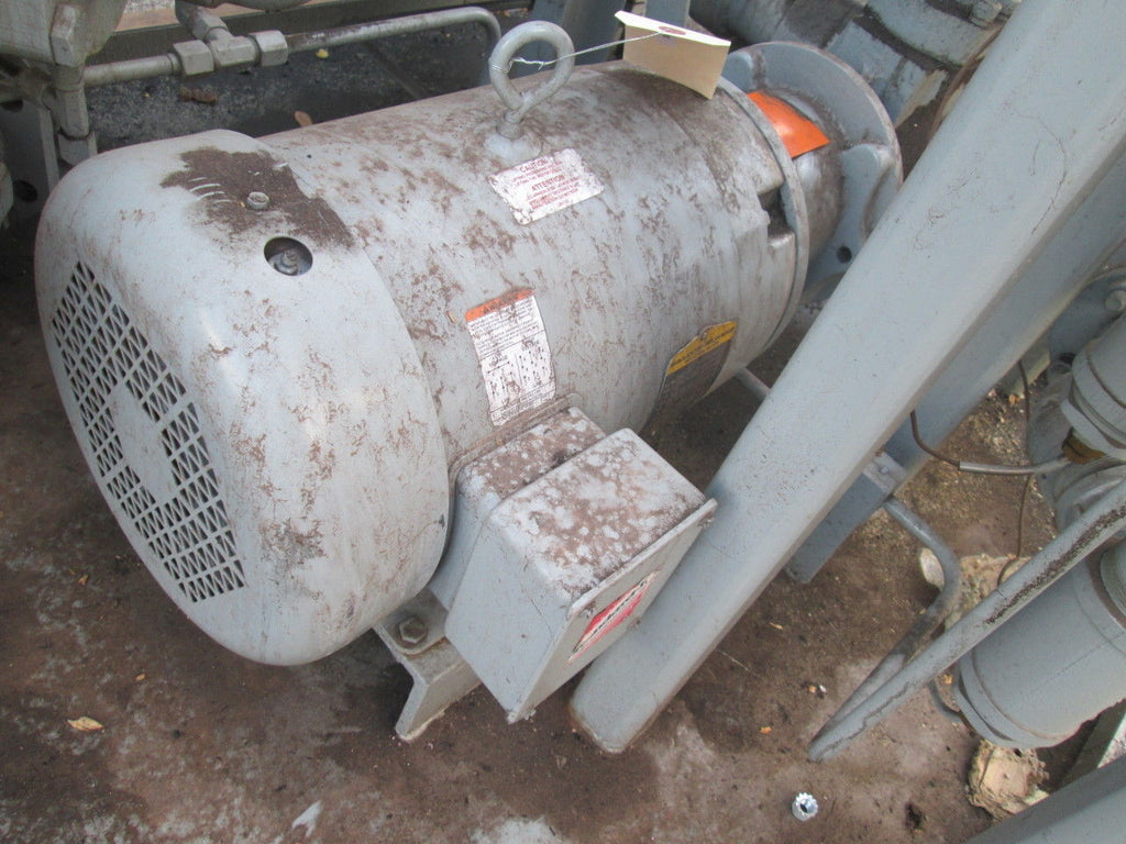 Baldor CM3710T 7.5HP Electric Pump Motor 1770 RPM 208-230/460V WE SHIP! - Business Equipment World