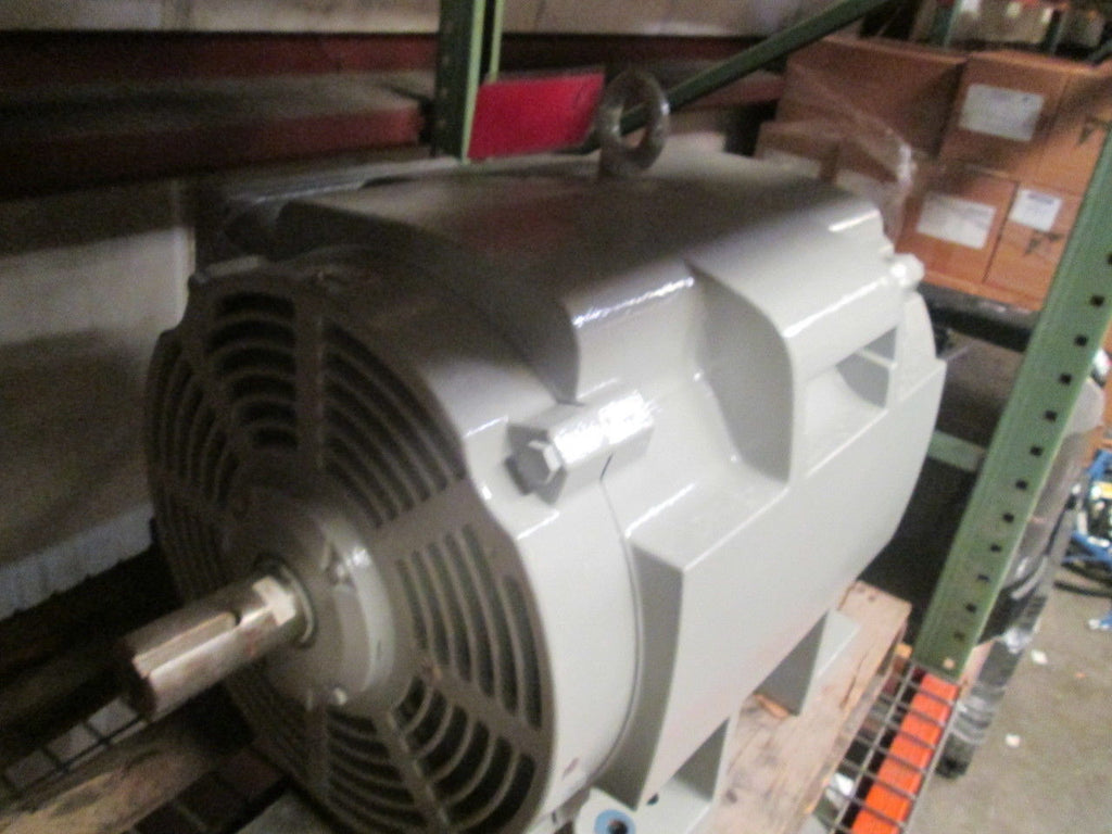 WEG 20036OT3G444TS-RF Industrial Electric Motor 3-Phase 460V 3575 RPM 200HP - Business Equipment World