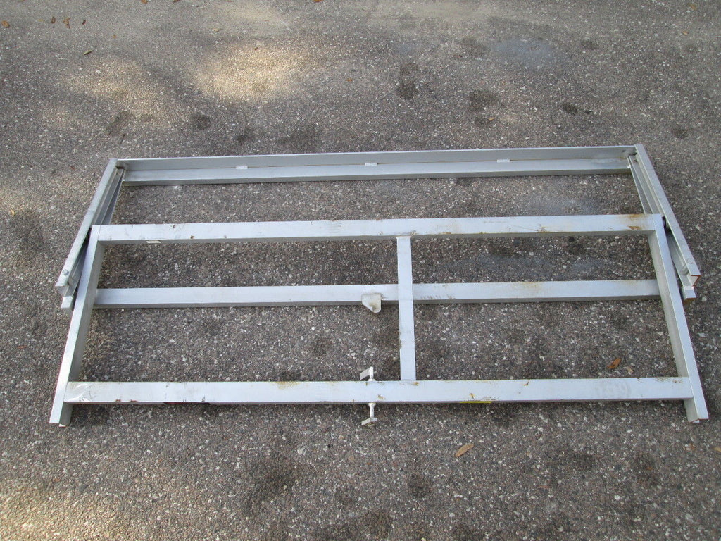 "Slide Master 30° Tip Down Storage Cargo Rack 22.5x65.5"" 250lbs RV Truck WE SHIP - Business Equipment World"