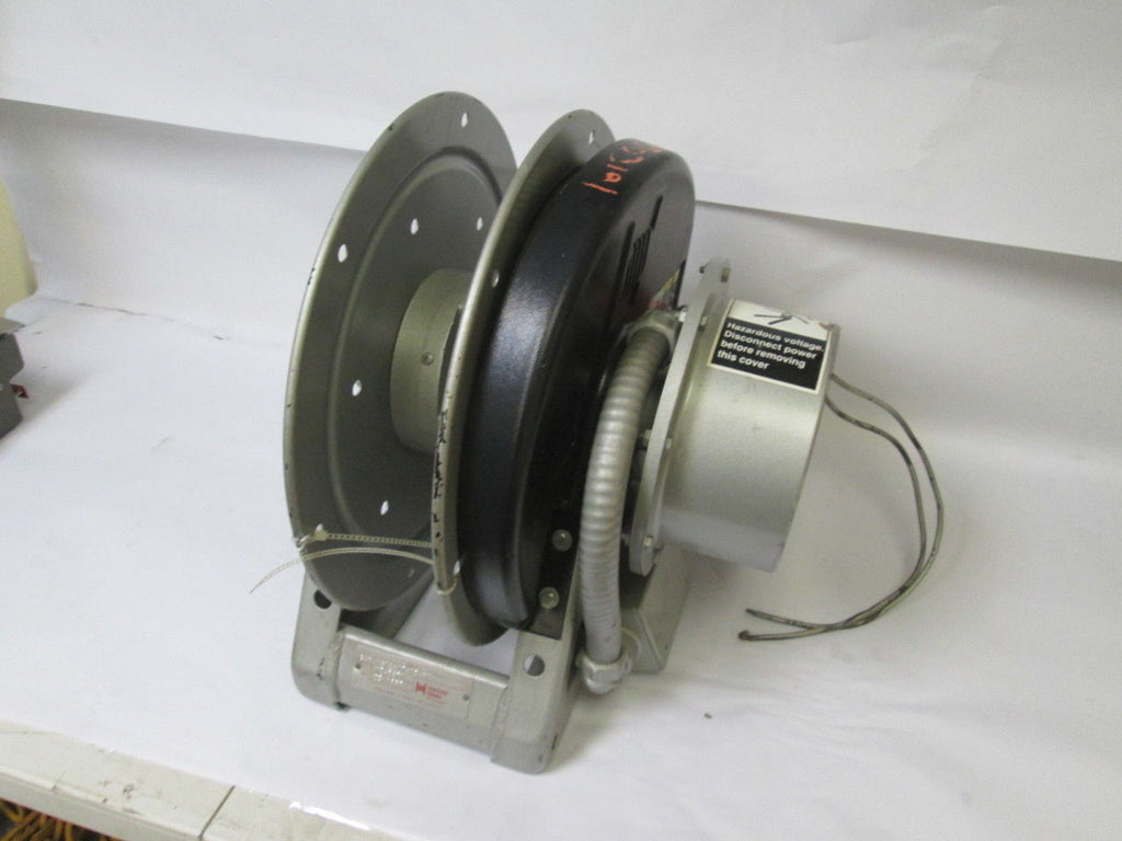 Hannay ECR 1612-17-18 RT Power Rewind 12V Electric Reel CR1600 IS076 1600 Series - Business Equipment World