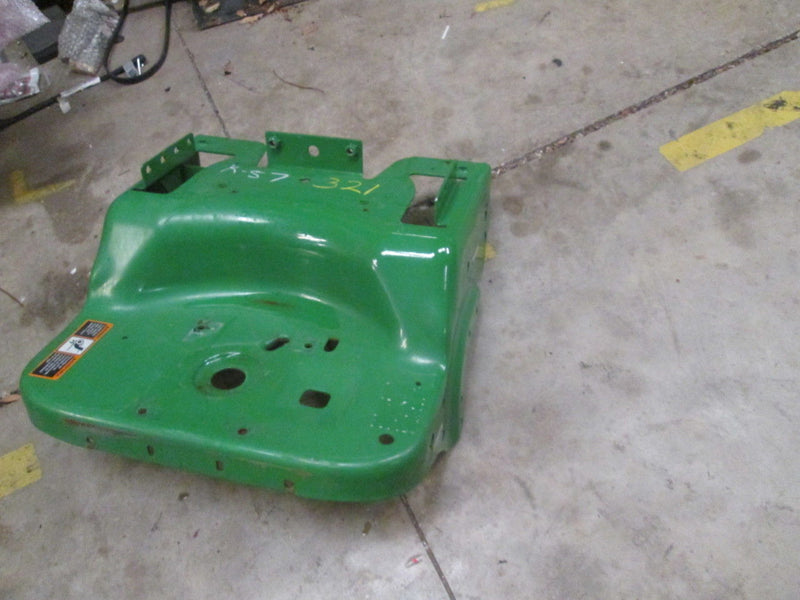 John  Deere Z930 Zero Turn Riding Mower Rider Seat Mount Panel Plate Ztrack - Business Equipment World