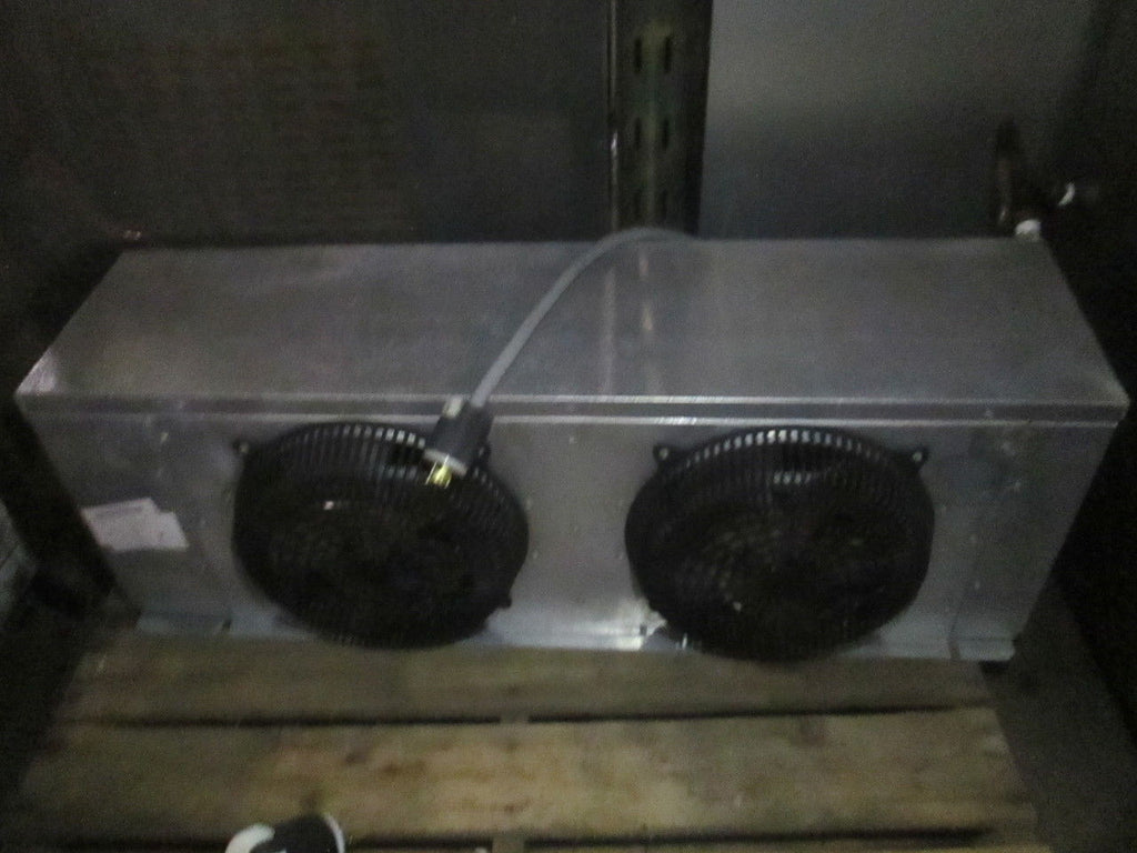 Hill Phoenix Walk In Cooler 2 Dual Fan Refrigeration Unit 208-230V 180 PSIG - Business Equipment World