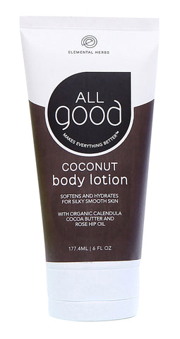 All Good Body Lotion -Coconut