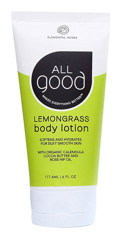 All Good Body Lotion - Lemongrass