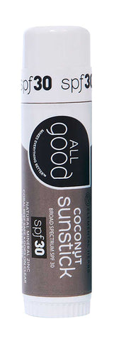 All Good Zinc Sunstick SPF 30 - Coconut