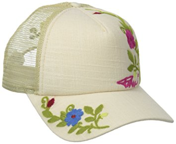 prAna Embroidered Trucker