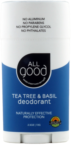 All Good - Deodorant (Tea Tree & Basil)