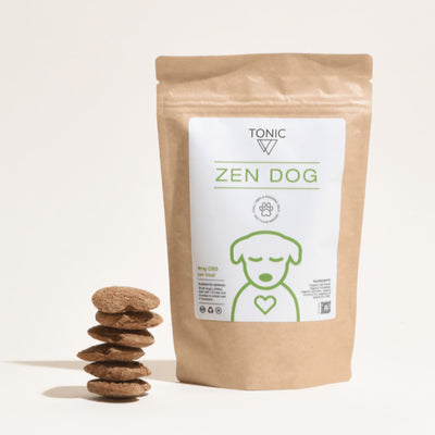 80 MG Zen Dog Treats