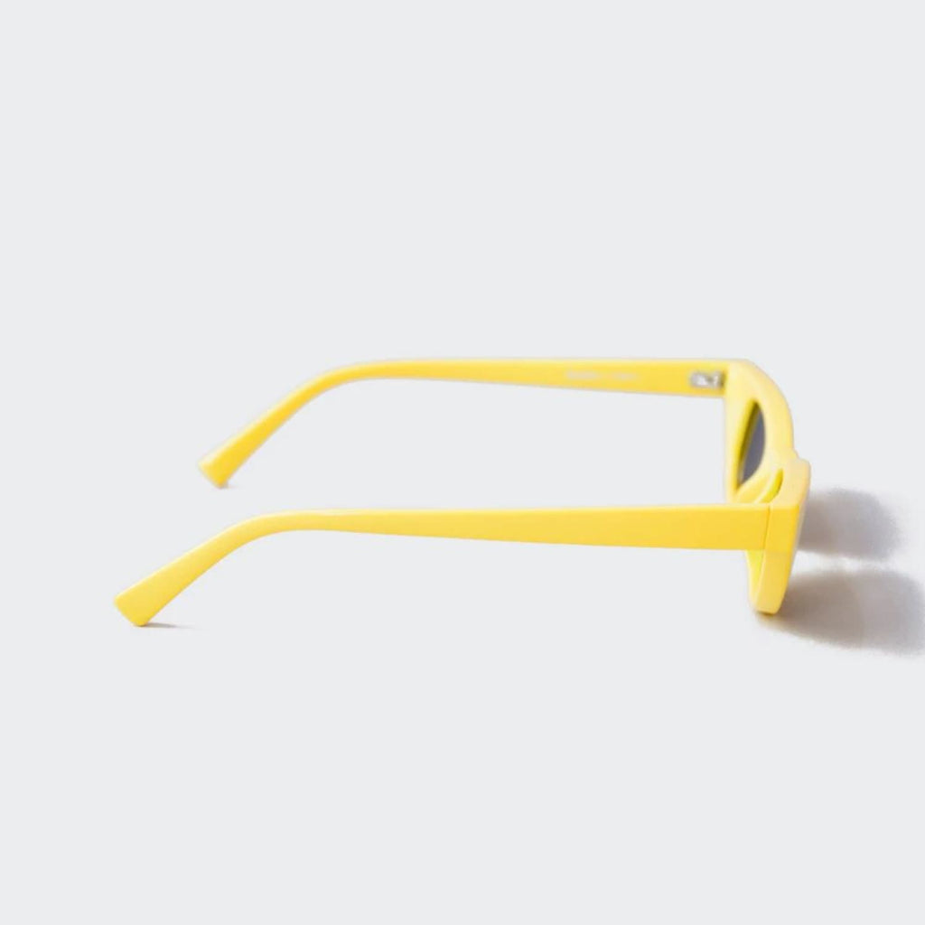 Adam Selman Sunglasses - the Breaker - Yellow Adam Selman,
