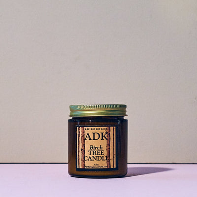 Adk Candle - Birch Tree Adk Fragrance - Candle - Home Decor