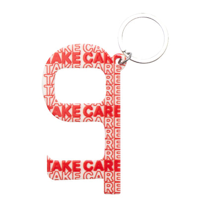 Antimicrobial Key Pull Tool - take Care Antimicrobial - be