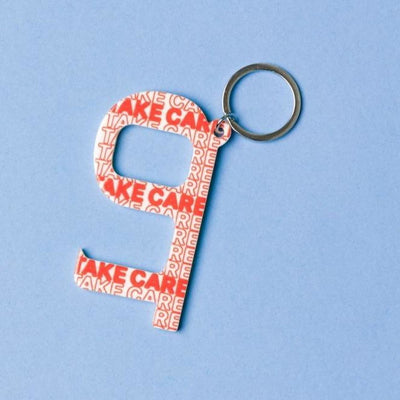 Antimicrobial Key Pull Tool - Take Care