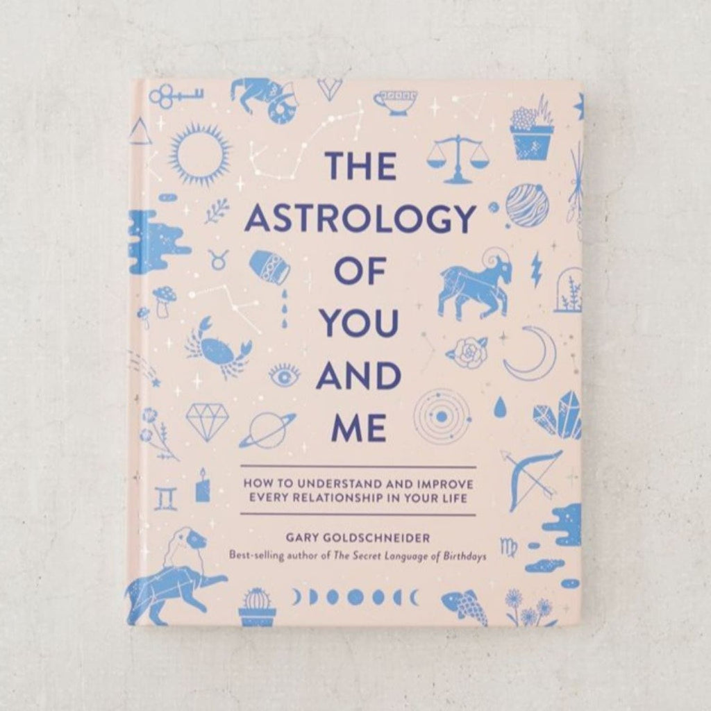 The Astrology of you and me Book Astrology, Astrology Book,