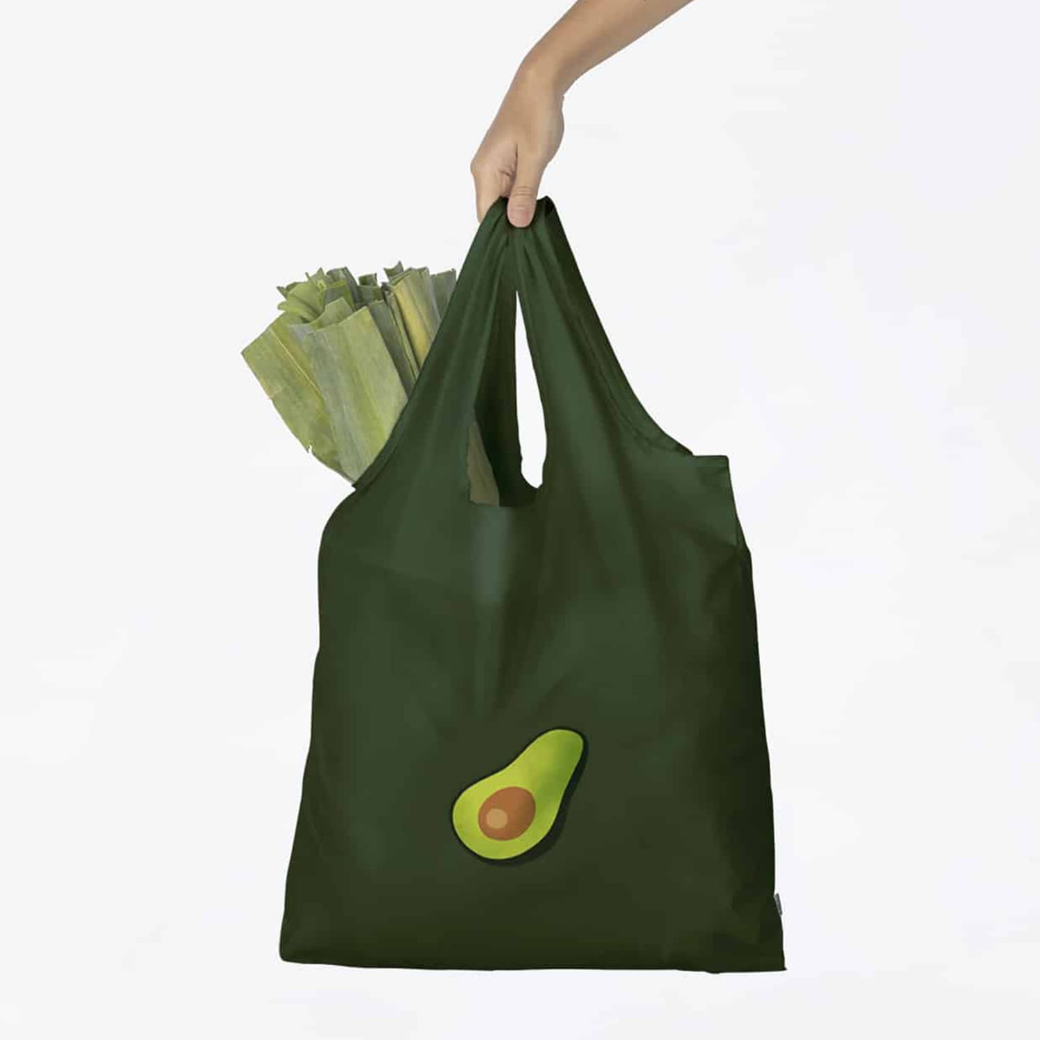 Go Green Reusable Bag - Avocado Avocado - Doiy - Fruit