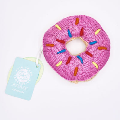 Baby Rattle - Donut