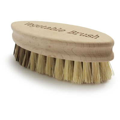 Beechwood Vegetable Brush