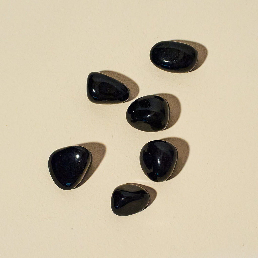 Black Obsidian - Small Crystal Crystal - Shoppe - Energy -