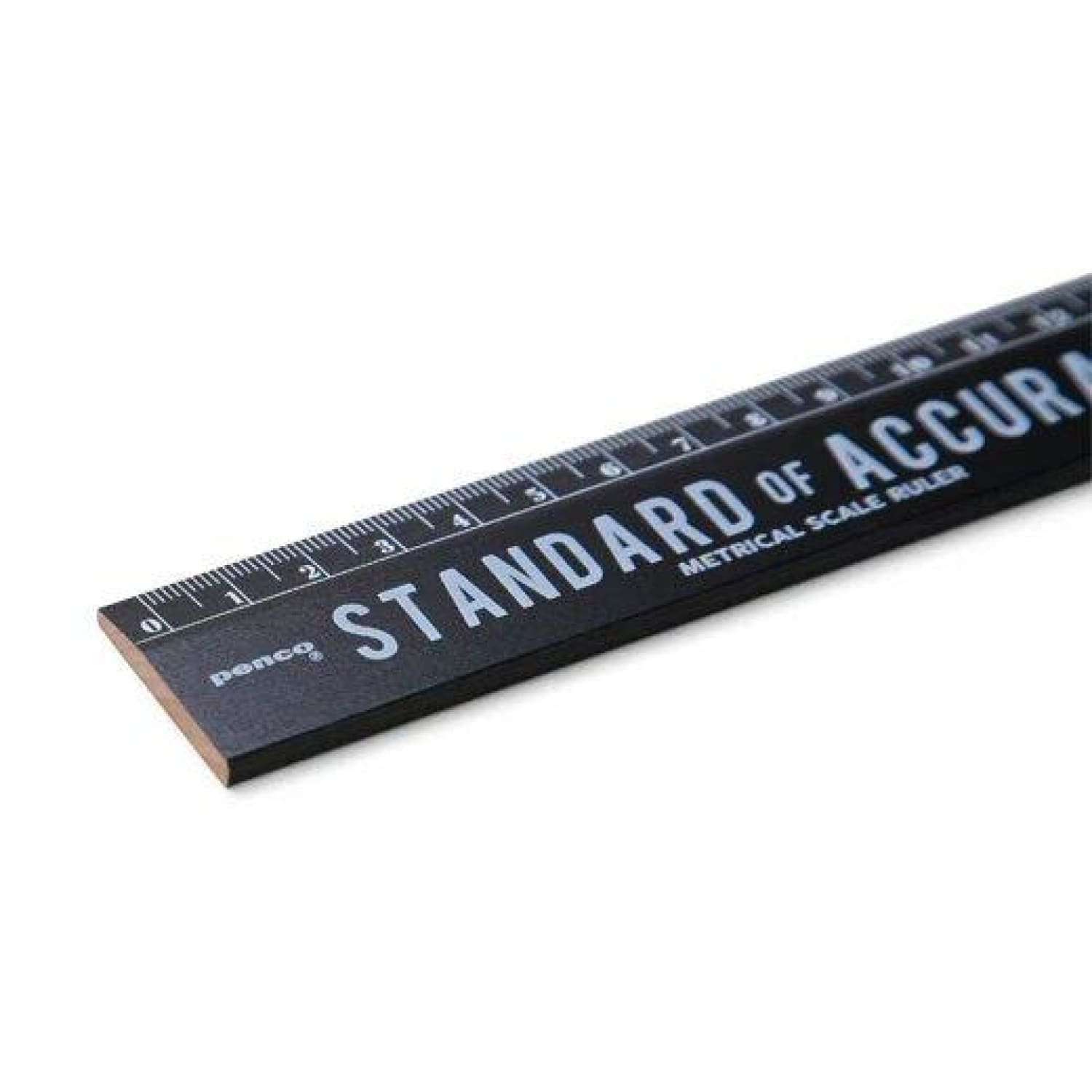 Black Wooden Ruler Hightide, Holder, Home Decor, Homewares,